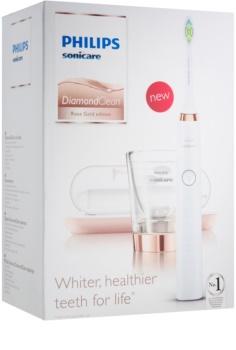 Philips Sonicare DiamondClean HX9312/04 brosse à dents électrique sonique avec verre de charge