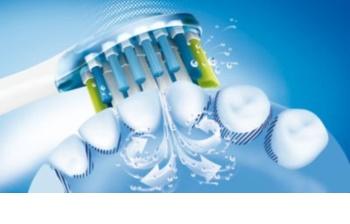 Philips Sonicare FlexCare Platinum HX9112/12 sonická elektrická zubná kefka s 3 režimami čistenia