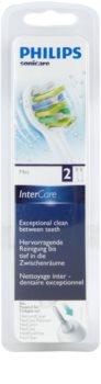 Philips Sonicare InterCare HX9012/07 Ersatzkopf für Zahnbürste
