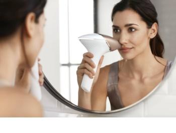Philips Lumea Prestige BRI956/00 IPL para cuerpo, rostro, axilas y línea del bikini