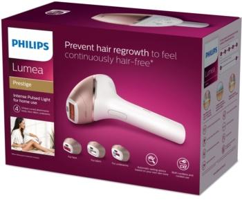 Philips Lumea Prestige BRI956/00 IPL na telo, tvár, oblasť bikín a podpazušia