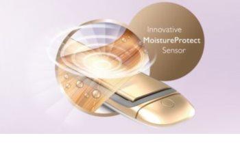 Philips Moisture Protect HP8372/00 placa de intins parul