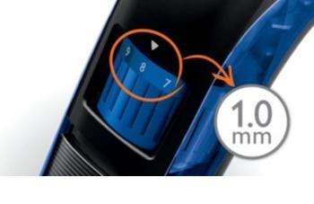 Philips Beardtrimmer Series 3000  QT4002/15 zastrihávač fúzov