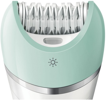 Philips Satinelle Advanced BRE620 Epilator For Body And Legs