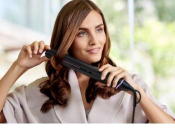 Philips StraightCare BHS675/00 žehlička na vlasy