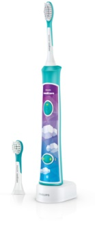 Philips Sonicare For Kids HX6322/04 дитяча електрична зубна щітка підключена до  Bluetooth