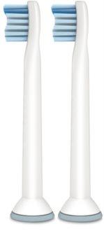 Philips Sonicare Sensitive HX6082/07 Ersatzkopf für Zahnbürste Ultraweich