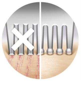 Philips SatinShave Advanced BRL140 maquinilla de afeitar femenina