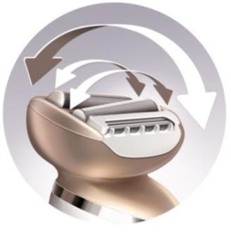 Philips SatinShave Prestige BRL170 dámsky holiaci strojček