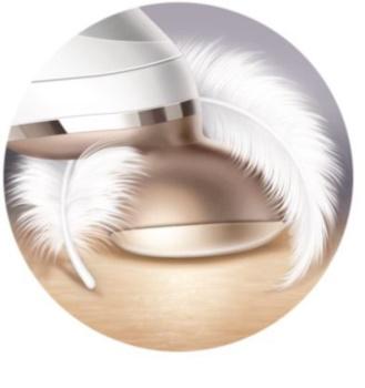 Philips SatinShave Prestige BRL170 maquinilla de afeitar femenina