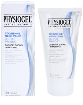 Physiogel Daily MoistureTherapy Gel de dus hipoalergenic. pentru piele uscata si sensibila