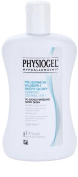 Physiogel Scalp Care shampoo e balsamo 2 in 1 per cuoi capelluti secchi e sensibili