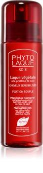 Phyto Laque laque cheveux pour une fixation naturelle