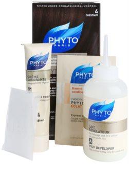 Phyto Color coloração de cabelo