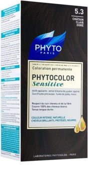 Phyto Color Sensitive Permanent Hair Dye