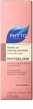 Phyto Phytoelixir intenzivní vyživující olej pro velmi suché vlasy