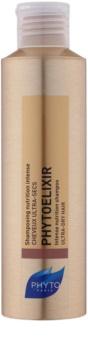 Phyto Phytoelixir shampoo nutriente intenso per capelli secchi