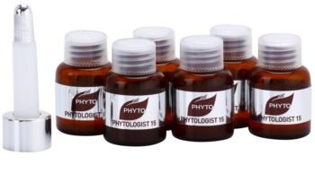 Phyto Phytologist 15 4týdenní kúra proti vypadávání vlasů a pro obnovu jejich růstu
