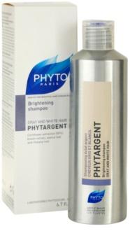 Phyto Phytargent champú para cabello con canas
