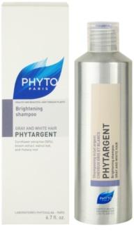 Phyto Phytargent șampon pentru par grizonat