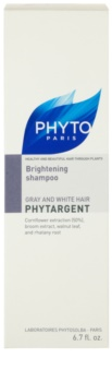 Phyto Phytargent shampoing pour cheveux gris