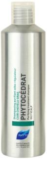 Phyto Phytocédrat champô fortificante de tratamento especial para o couro cabeludo oleoso