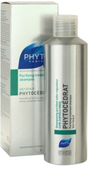 Phyto Phytocédrat Treating And Strengthening Shampoo For Oily Scalp