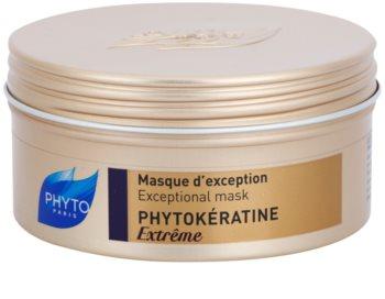 Phyto Phytokératine Extrême obnovujúca maska pre veľmi poškodené krehké vlasy