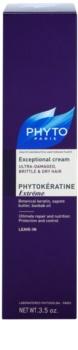 Phyto Phytokératine Extrême obnovujúci krém pre veľmi poškodené krehké vlasy