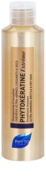Phyto Phytokératine Extreme obnovující šampon pro velmi poškozené křehké vlasy