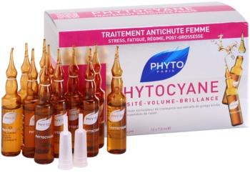 Phyto Phytocyane Revitalizing Serum Against Hair Loss Notino Dk
