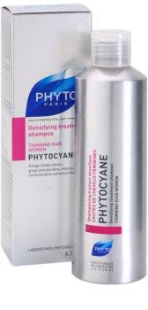 Phyto Phytocyane Revitaliserende Shampoo  voor Herstel van de  Haardichtheid