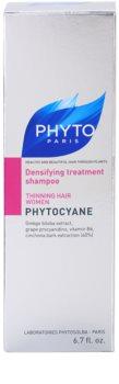 Phyto Phytocyane ревитализиращ шампоан за обновяване на гъстотата на косата