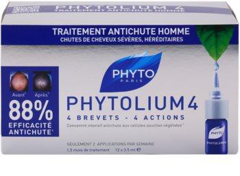 Phyto Phytolium szérum hajhullás ellen