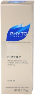 Phyto Phyto 7 Moisturising Cream For Dry Hair