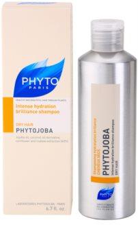Phyto Phytojoba hydratačný šampón pre suché vlasy