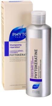 Phyto Phytokératine megújító sampon a károsult hajra