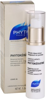 Phyto Phytokératine sérum renovador  para pontas de cabelo