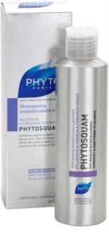 Phyto Phytosquam champô anticaspa para cabelo oleoso