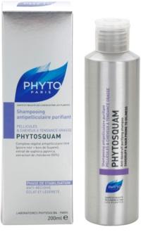 Phyto Phytosquam šampon proti lupům pro mastné vlasy