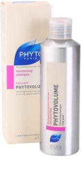 Phyto Phytovolume champú para dar volumen para cabello fino