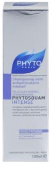 Phyto Phytosquam Intense intenzív sampon korpásodás ellen