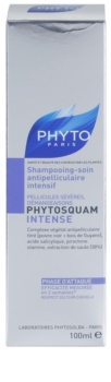 Phyto squam Intense Intensivshampoo gegen Schuppen