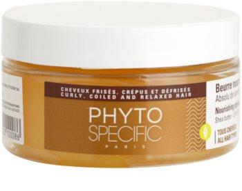 Phyto Specific Styling Care bambucké máslo pro suché a poškozené vlasy