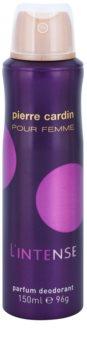 Pierre Cardin Pour Femme L'Intense Deo-Spray für Damen 150 ml