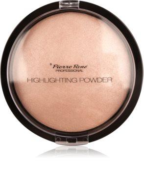 Pierre René Face Highlighting Powder rozświetlacz