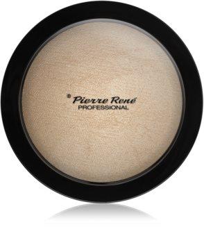 Pierre René Face Highlighting Powder enlumineur poudre compact