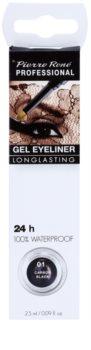 Pierre René Eyes Eyeliner gélové očné linky vodeodolné