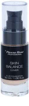 Pierre René Face Skin Balance Waterproef Foundation Fluid  voor Langdurige Effect