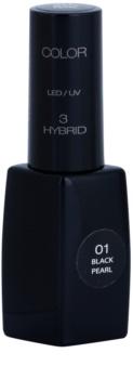 Pierre René Nails Hybrid unghii cu gel folosind UV / lampă cu LED mare